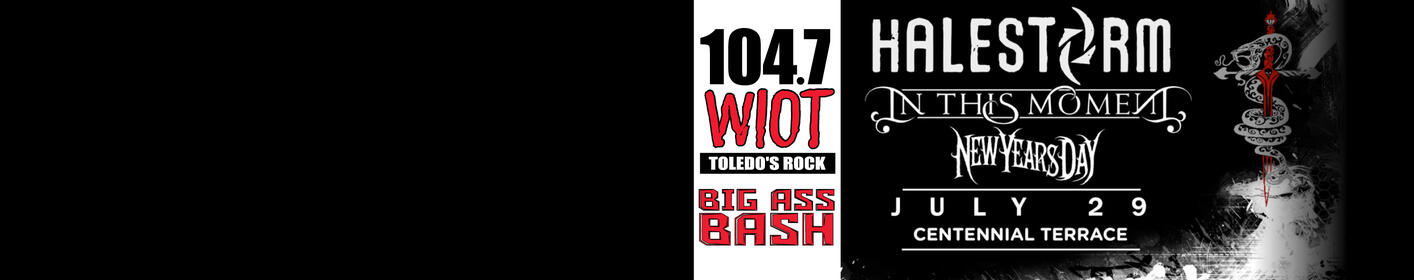 Win Tickets To Our Big Ass Bash With Halestorm!