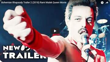 Crash - 2nd Trailer For Bohemian Rhapsody...Looks GREAT!