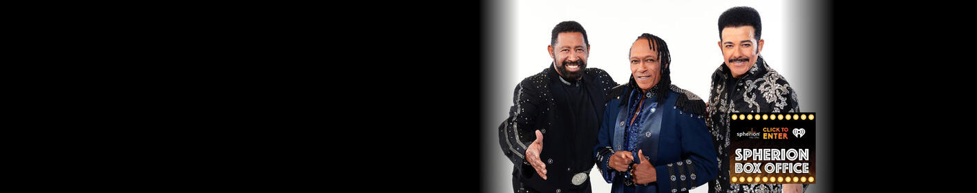 Win Tickets To See The Commodores