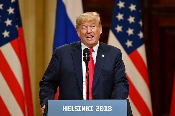 PRESIDENT TRUMP HELSINKI-GETTY IMAGES