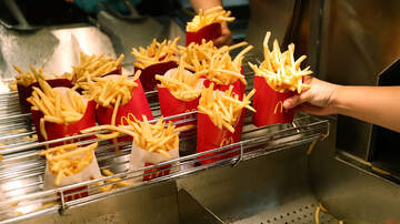Sharp - You Can Now Get FREE McDonalds Fries For The Rest Of The Year!
