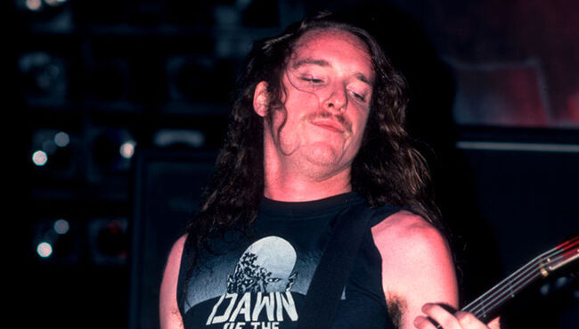 Original Metallica Bassist Recalls Moment He Knew Cliff Burton Would Replace Him