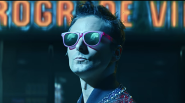 ALT Articles - Muse Release Video Game Inspired Something Human Music Video