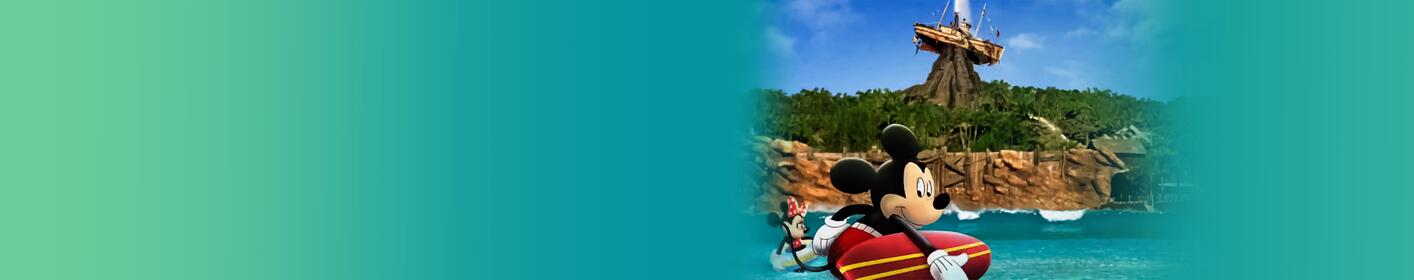 Enjoy the Disney Magic of 2 splashtastic water parks with two Disney Water Parks After 2 Annual passes! Listen at 7:50 & 4:35 to win.