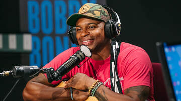 Bobby Bones - Jimmie Allen Covers U2 For Friday Morning Conversation