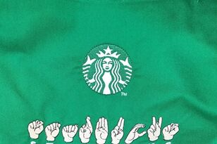Starbucks Is Opening Their First Sign Language Cafe