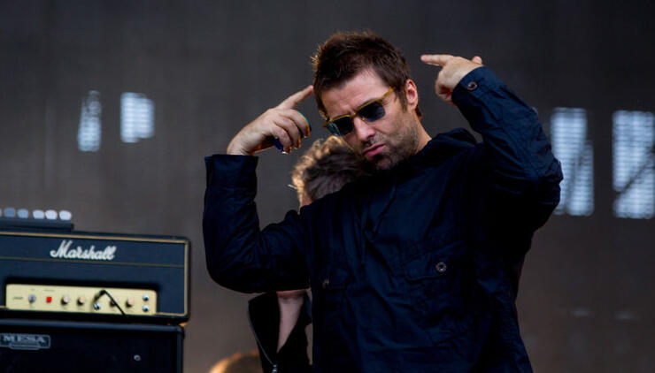 Liam Gallagher Suddenly Wants to Reform Oasis