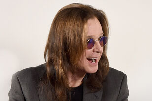 Ozzy Osbourne Tried Beating the Heat With a Truckload of Ice in His Pool