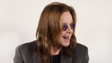 - Ozzy Osbourne Tried Beating the Heat With a Truckload of Ice in His Pool