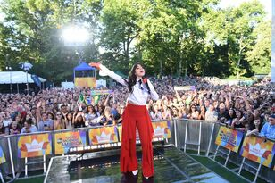 Camila Cabello Performed On Good Morning America This Morning