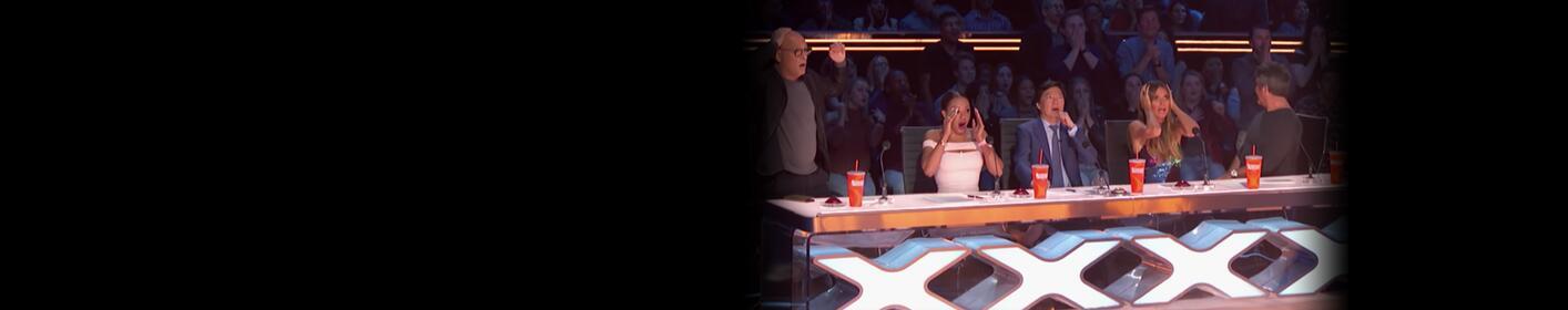 Dangerous Husband & Wife Trapeze Stunt Goes Wrong On 'America's Got Talent'