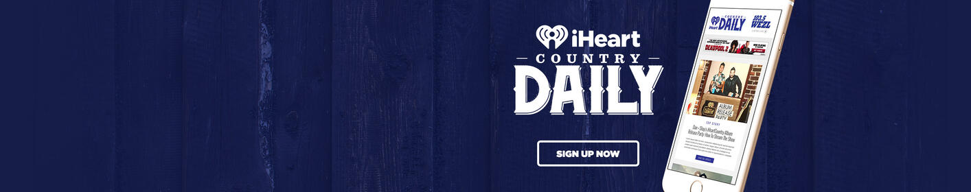 There's Something New Coming to Your Inbox — The iHeartCountry Daily
