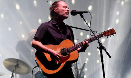 Trending - Radiohead Responds to Rock & Roll Hall of Fame Induction
