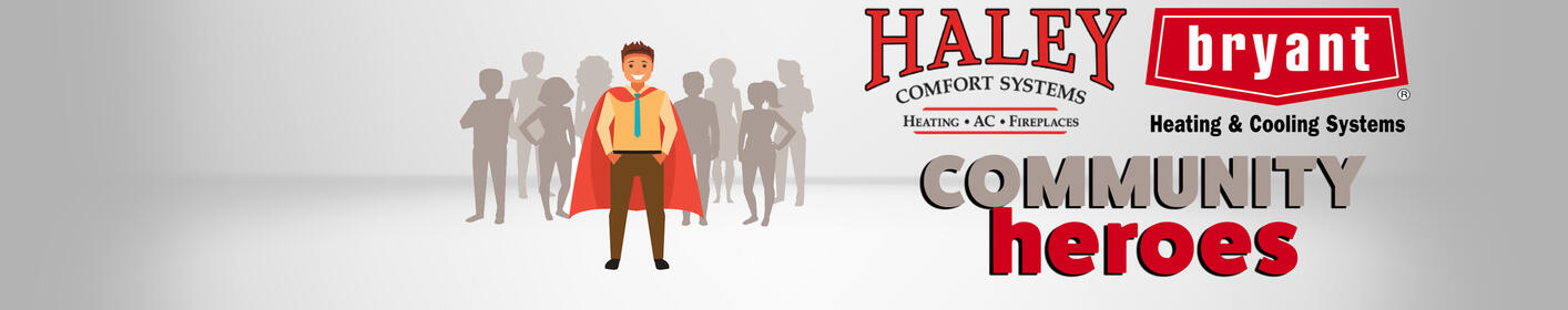 Nominate a Community Hero Today!