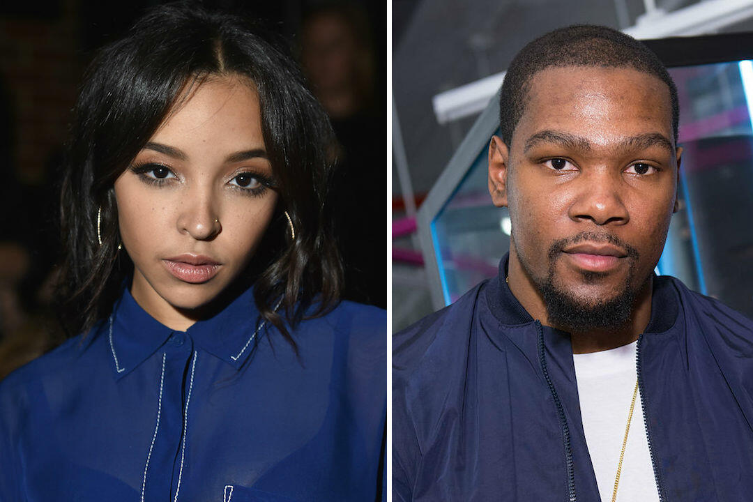 Is Tinashe Dating Kevin Durant?