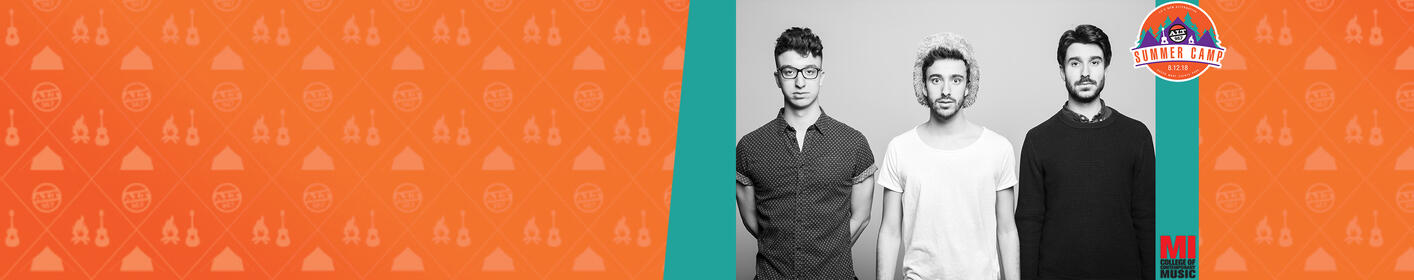 Thursday Ticket Takeover: Listen and Win ALT 98.7 Summer Camp tix PLUS you'll get a Ukulele lesson from AJR!