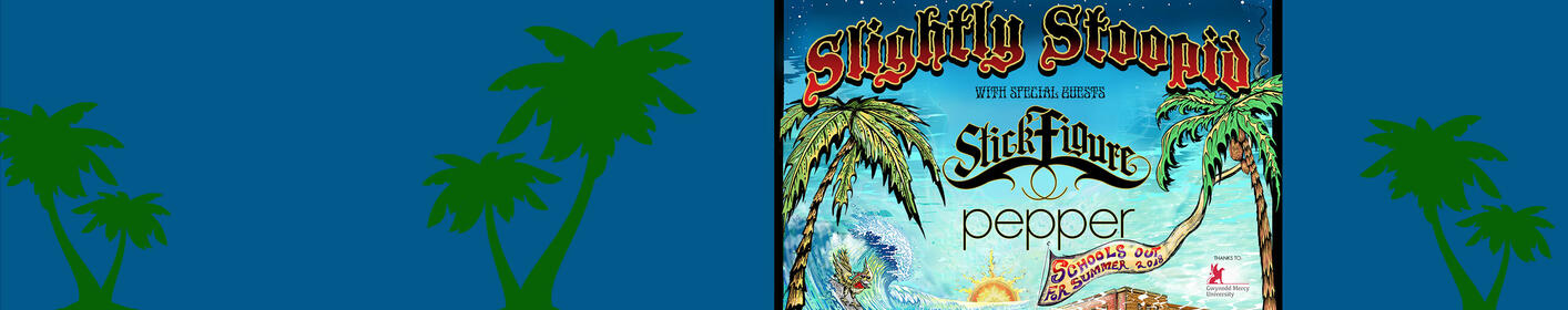 GUEST LIST: Hang with Slightly Stoopid @ our Backstage BBQ @ Festival Pier