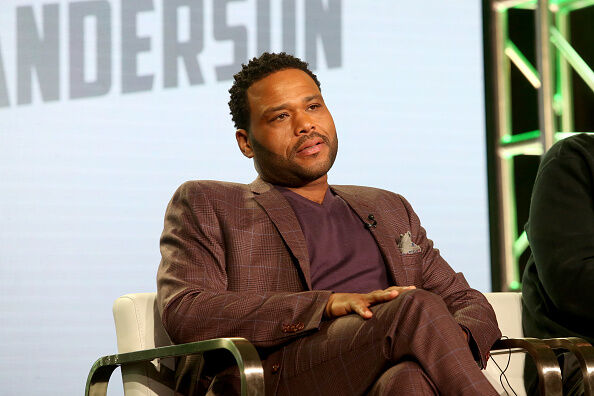 Anthony Anderson - Getty Images