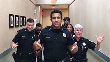 DJ Fountz - Norfolk PD Wins CBS TV's Lip Sync To The Rescue Special