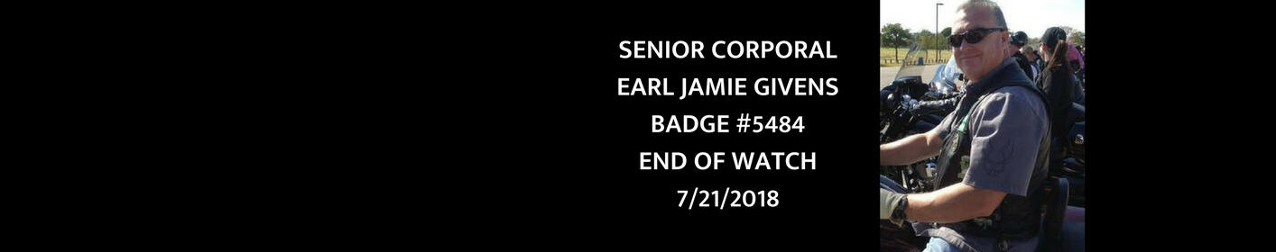 Click To Donate and Help Support The Family Of Fallen Senior Corporal Earl Jamie Givens