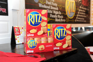 Ritz products recalled over Salmonella concerns