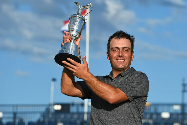 Image result for francesco molinari wins british open