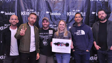 Kerfuffle - Meet & Greet: Rise Against (PHOTOS)
