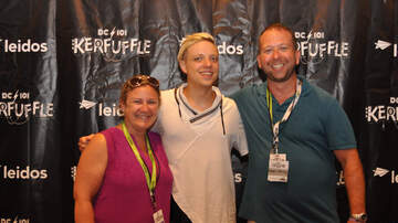 Kerfuffle - Meet & Greet: Robert DeLong (PHOTOS)