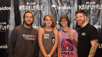 Kerfuffle - Meet & Greet Photos: Fall Out Boy (PHOTOS)