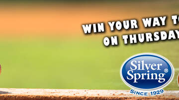 Landing Pages - Win Tickets to the Eau Claire Express with Silver Spring!