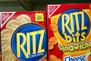 Ritz Crackers Being Recalled for Possible Salmonella Contamination