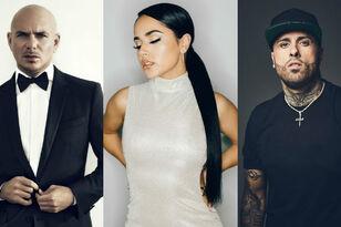 iHeartRadio Fiesta Latina Returns: Pitbull, Nicky Jam & More to Perform