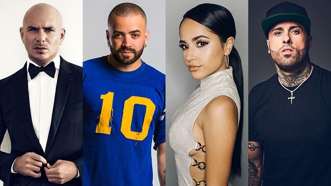 2018 iHeartRadio Fiesta Latina