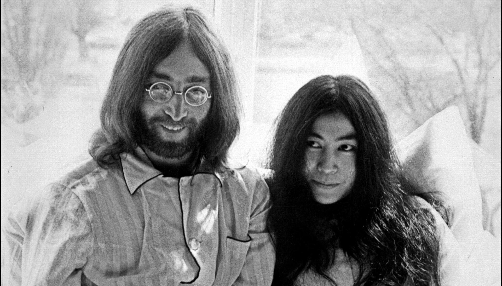 "John Lennon Y Yoko Ono: Yoko Ono Includes New Take On John Lennon's ""Imagine"" On"