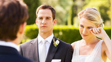 None - Did You Cry When You Saw Your Spouse On Your Wedding Day?