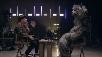 Trending - Fall Out Boy Is Being Sued For Overusing Its Now Iconic Llama Puppets
