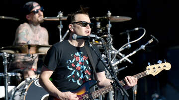 Music News - Mark Hoppus Hints at New Project During iHeartRadio ALTer EGO Interview