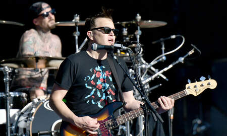 Trending - Mark Hoppus Hints at New Project During iHeartRadio ALTer EGO Interview