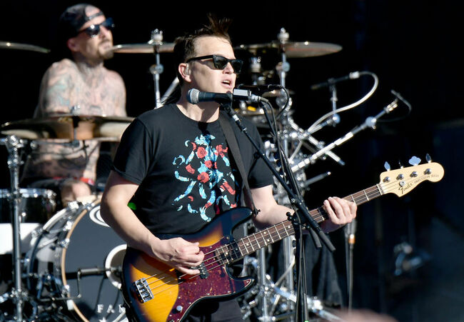 Blink-182 Plan To Play 'Enema Of The State' In Full For 20th Anniversary