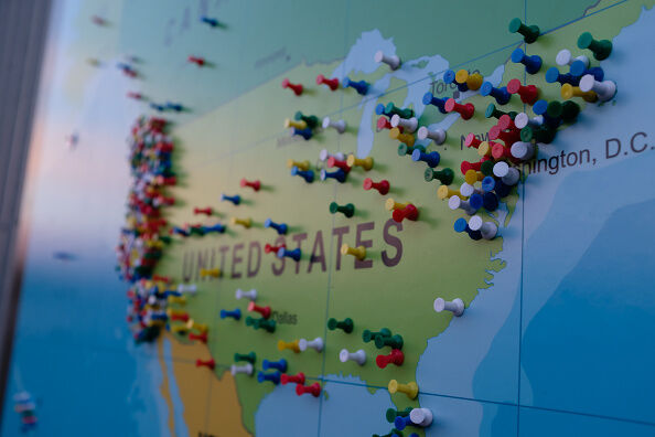 U.S. MAP-GETTY IMAGES