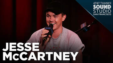 Gabby Diaz - Jesse McCartney Performs and talks Workout Regiments and Smoked Meats
