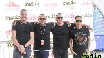 Summer Block Parties - Blue October Meet + Greet Pics at July 2018 Block Party