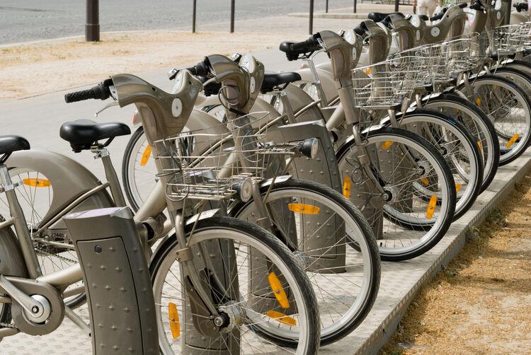 Bike Share Generic Getty RF
