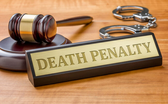 Death Penalty Getty RF