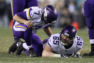 Vikings place C Pat Elflein on PUP list to start Training Camp | KFAN 100.3