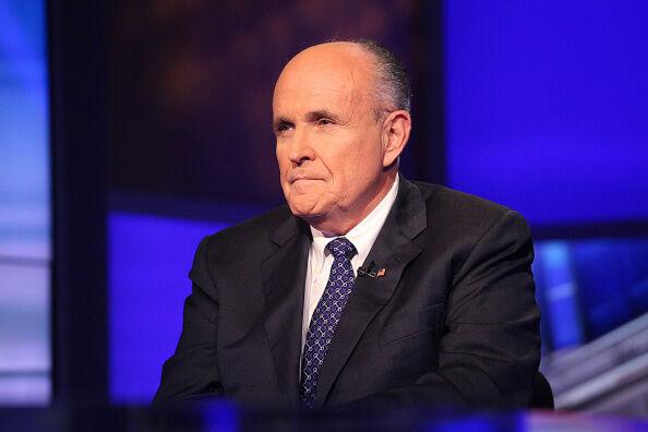 Rudy Giuliani-GETTY IMAGES