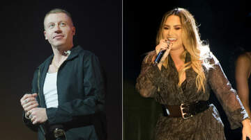 Featured on Z100 - Macklemore Dedicates Song To Demi Lovato After Reported Overdose