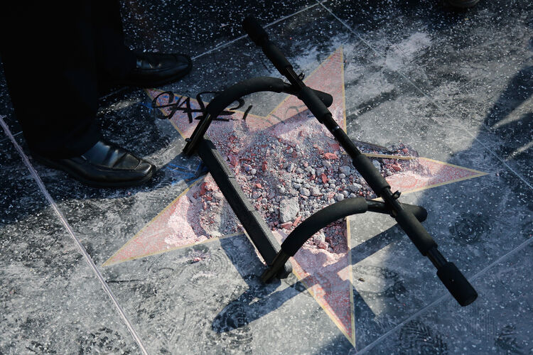 Hollywood Walk of Fame (getty)