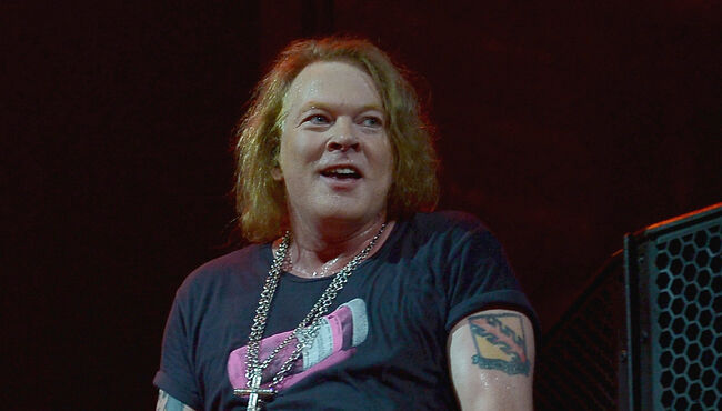 Axl Rose Leaves the Door Open for New Guns N' Roses Music | Q104 3