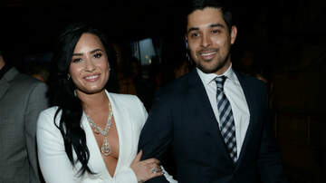 Featured on Z100 - Wilmer Valderrama Visits Demi Lovato At The Hospital After Alleged Overdose